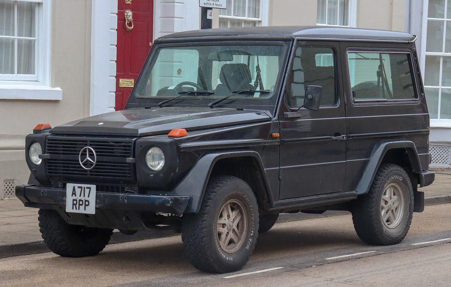 Mercedes-Benz 280 GE - 1984 (foto: Vauxford / wikimedia)