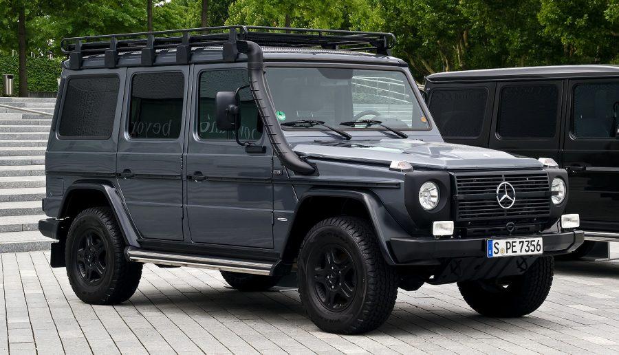 Mercedes-Benz G 300 CDI (M 93 / wikimedia)