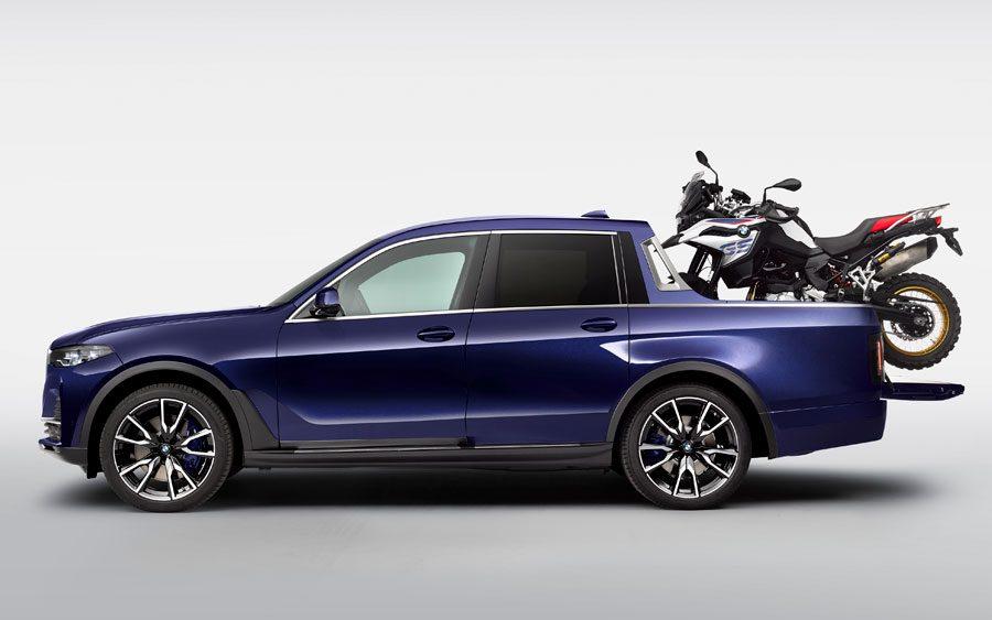 BMW X7 picape