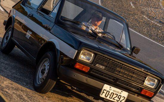 Fiat 147 foi o primeiro carro a etanol produzido em série