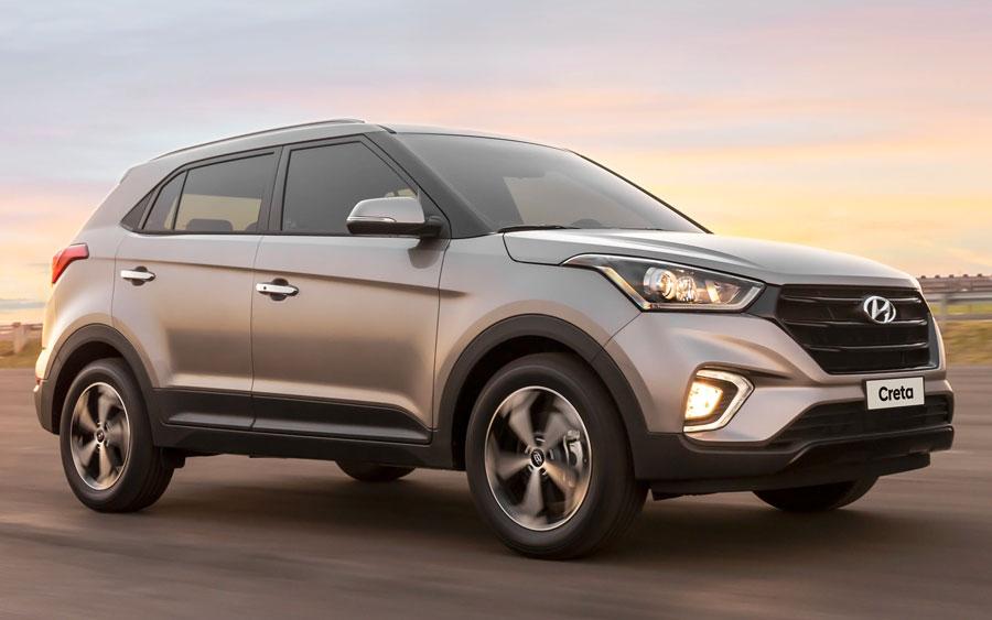 Este é o novo Hyundai Creta 2020