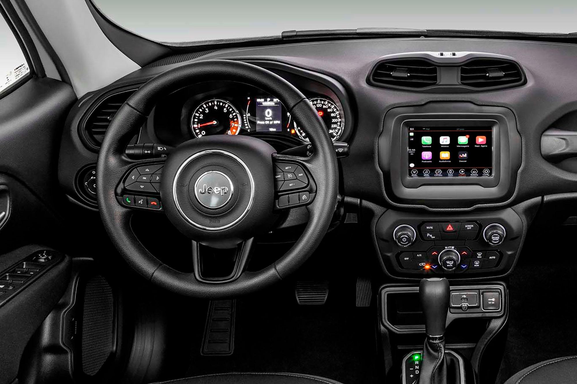 Jeep Renegade WSL