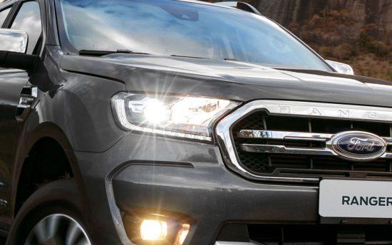 Nova Ford Ranger 2020 chega cheia de tecnologia