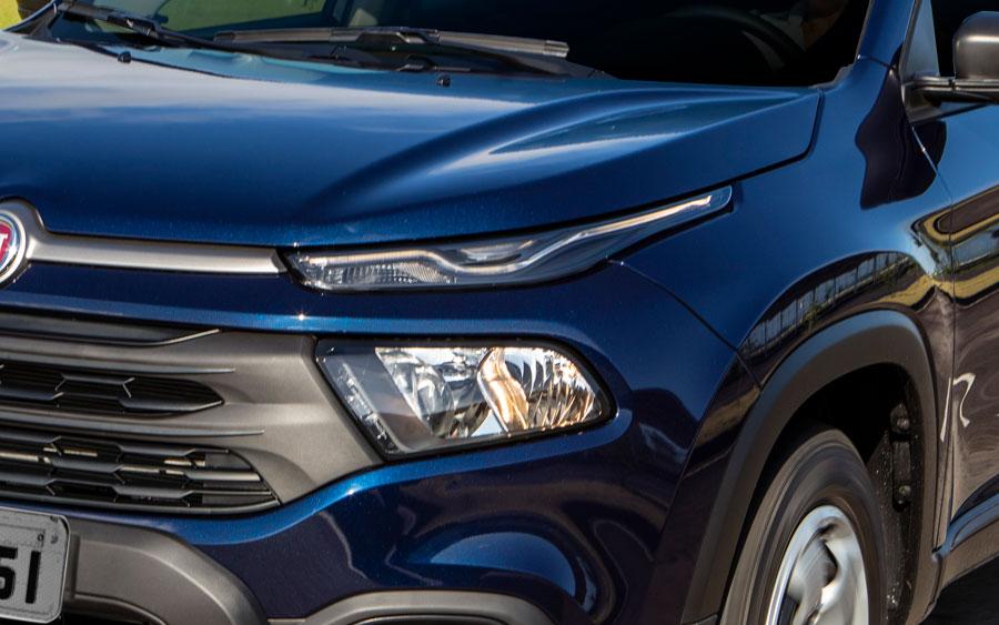 Vídeo mostra detalhes da nova Fiat Toro 2020