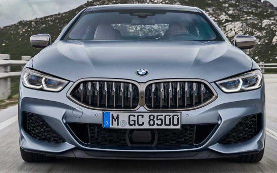 Tudo sobre o novo BMW Série 8 Coupé