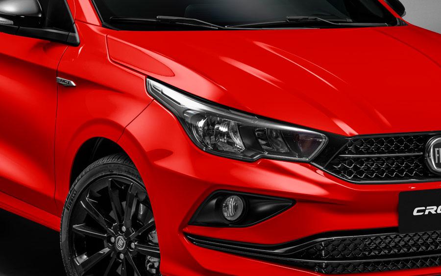Conheça o Fiat Cronos 2020 HGT 1.8 AT