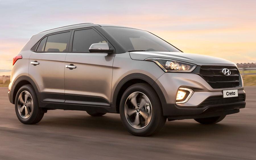 Hyundai Creta 2020 chega com visual renovado