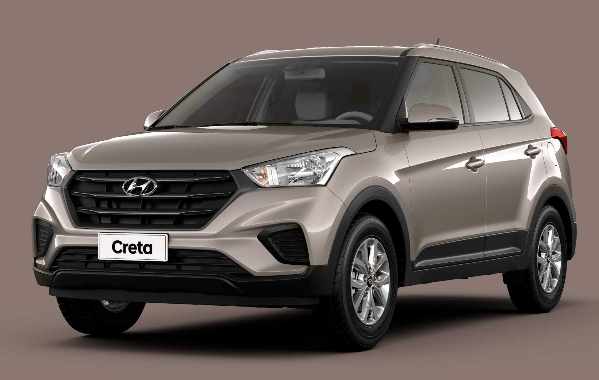 Hyundai Creta Attitude