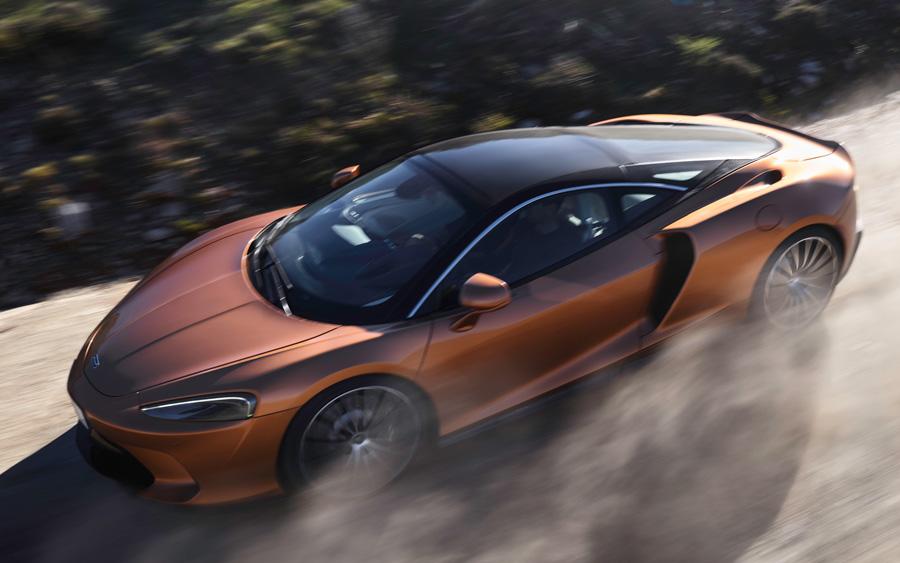 Novo McLaren GT é um carro fantástico