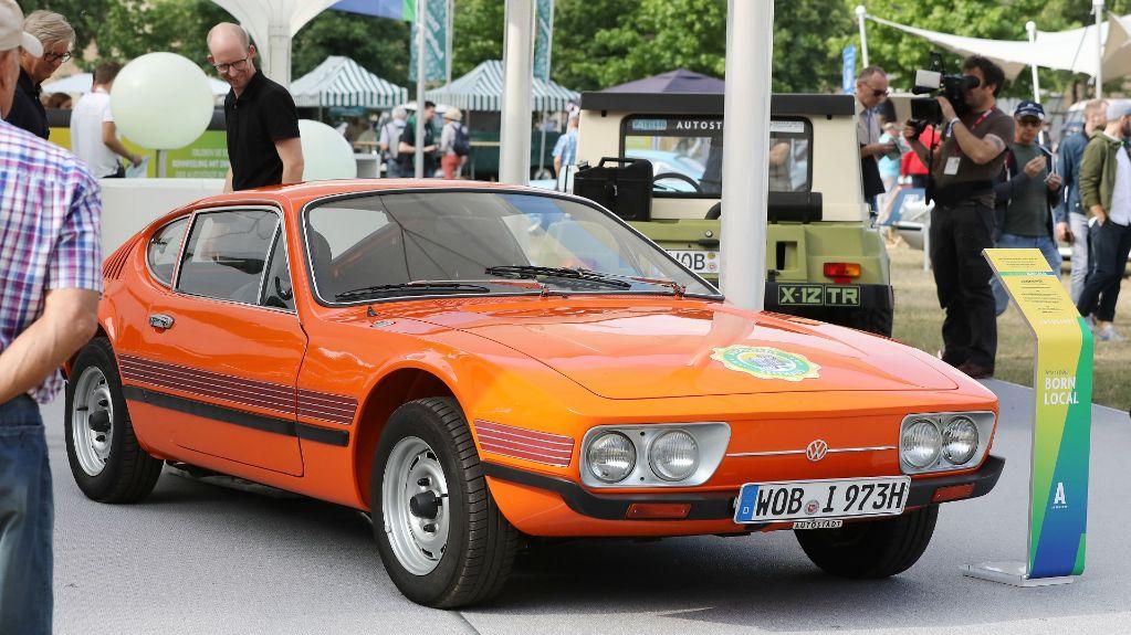 Clássicos da Volkswagen do Brasil são destaque em evento na Alemanha
