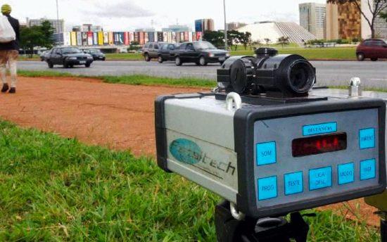 Presidente manda suspender uso de radares nas rodovias federais