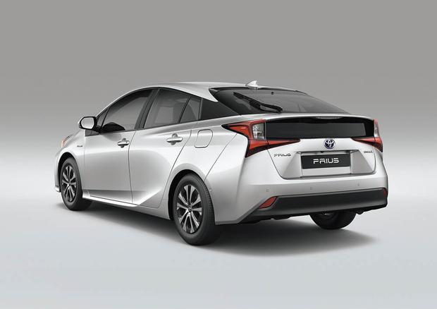 Toyota Prius 2019 - Traseira