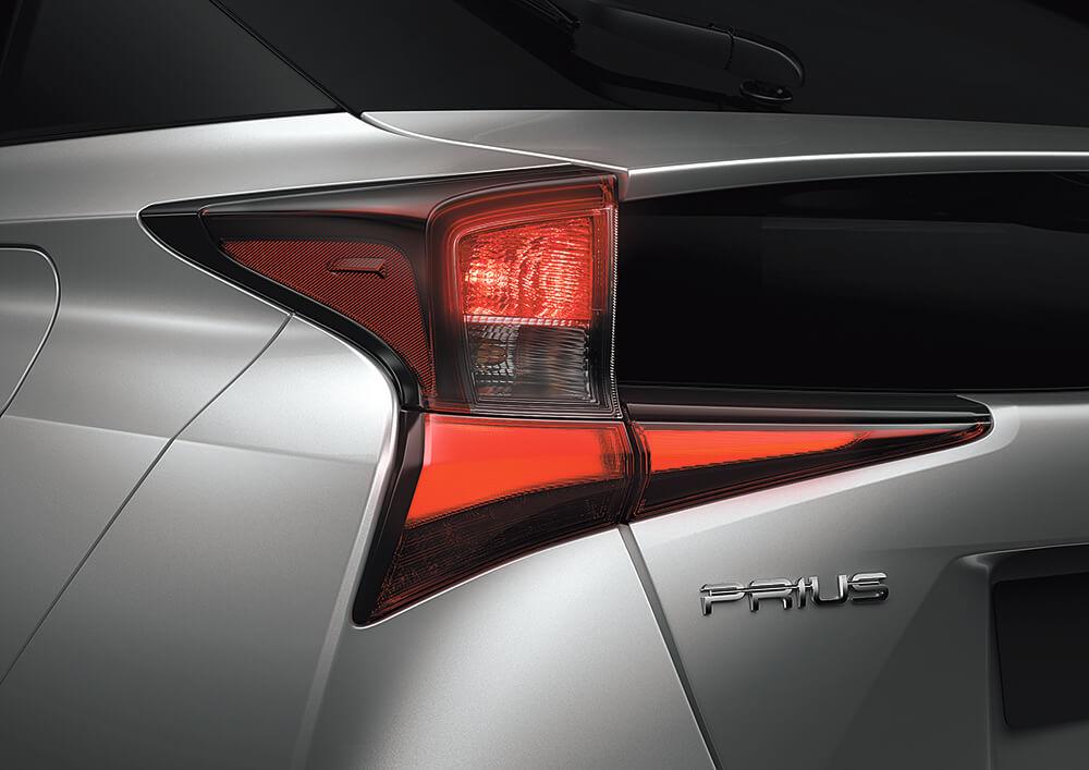 Toyota Prius 2019 - Farol traseiro