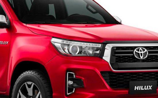 Toyota Hilux e SW4 2020 mandam bem na segurança