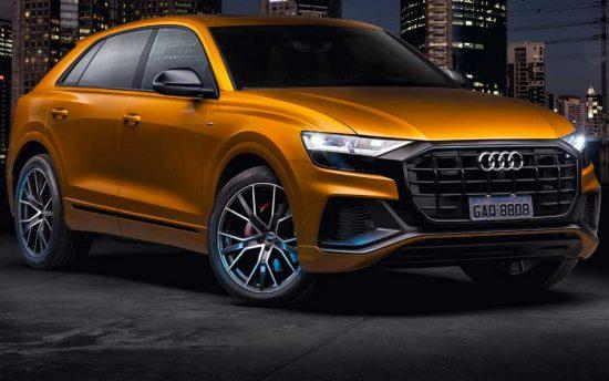Audi Q8 é uma boa opção de SUV