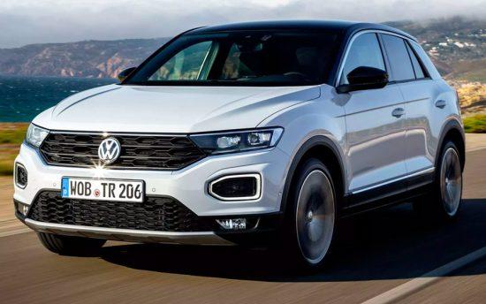 T-Roc: Volkswagen T-Cross Coupé pode chegar ano que vem