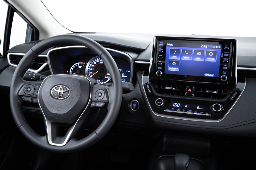 Toyota Corolla 2.0L Dynamic Force