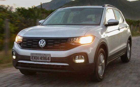 Volkswagen lançou T-Cross e já tem recall