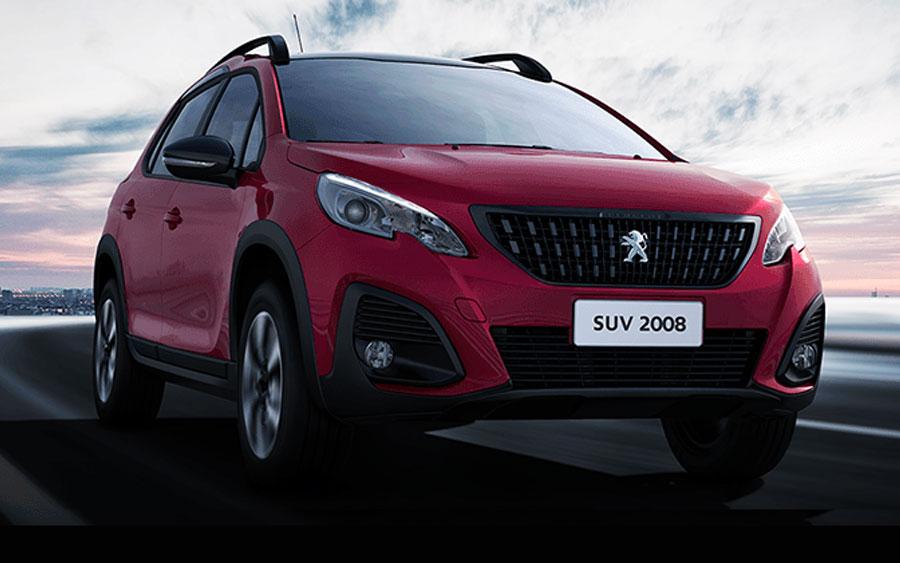Conheça o novo SUV Peugeot 2008 com turbo