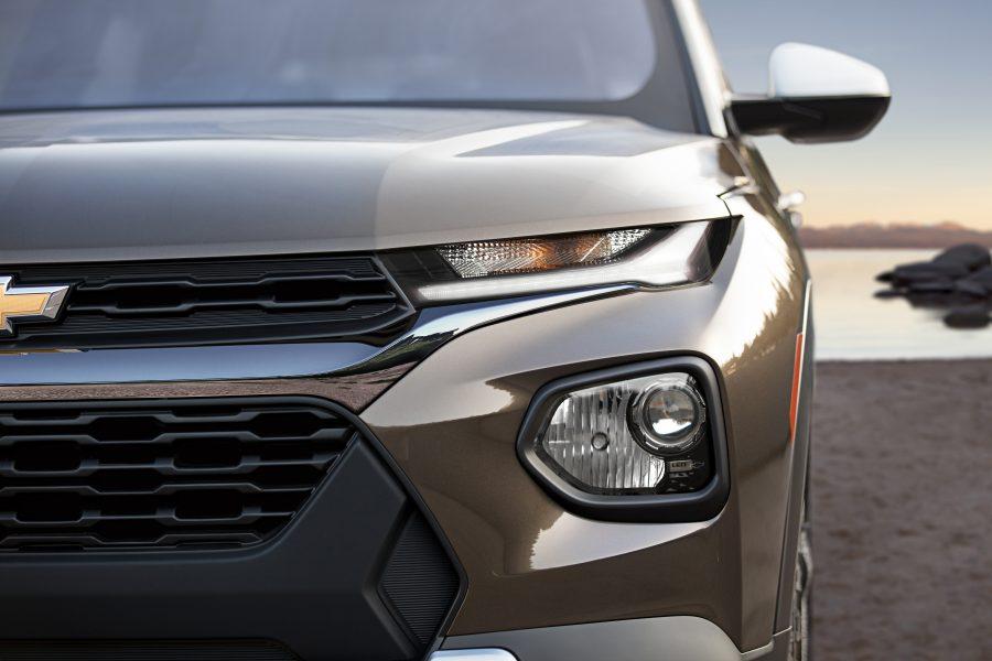 Chevrolet Trailblazer na gringa