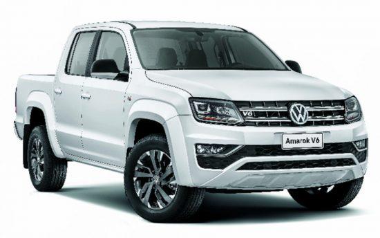 Volkswagen Amarok 2020 chega com mudanças no visual