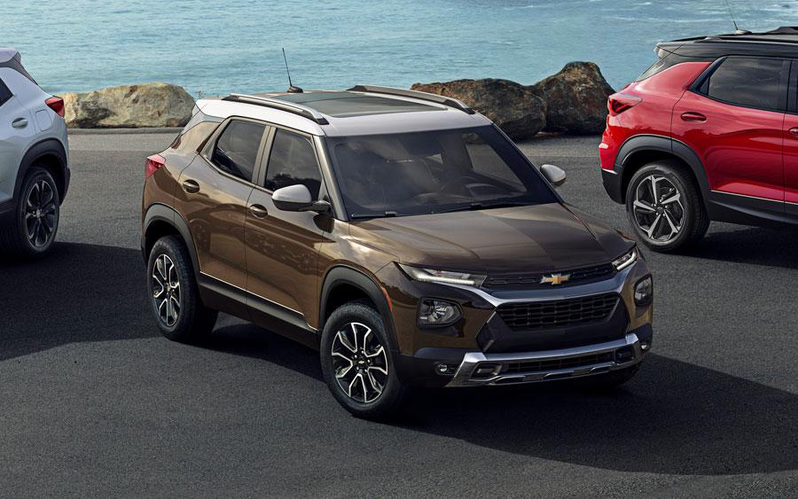 Tudo sobre a nova Chevrolet Trailblazer gringa