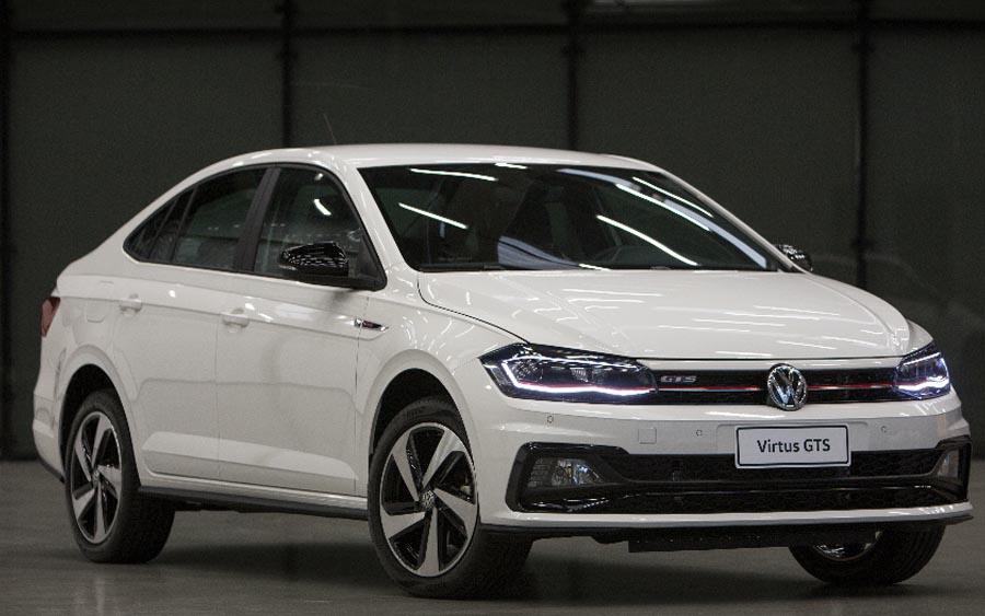 Conheça o primeiro sedan da VW com a sigla GTS