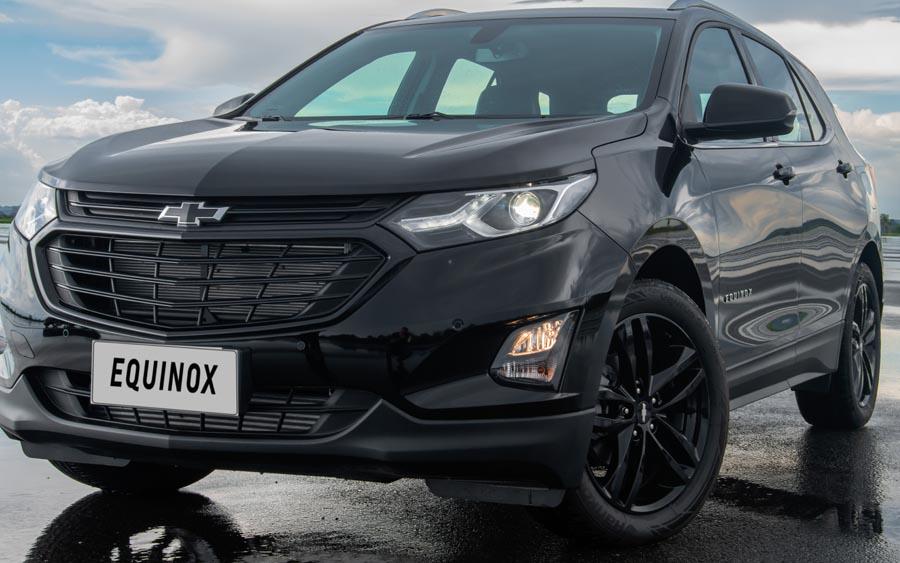 172 cv no novo Chevrolet Equinox 2020