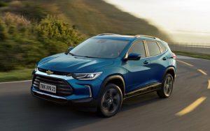 Conheça o novo Chevrolet Tracker 2021