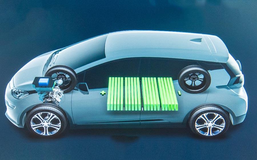 Chevrolet diz que vai fundo nos carros elétricos