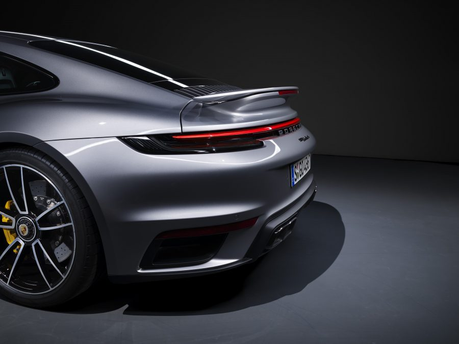 Porsche Active Aerodynamics (PAA)