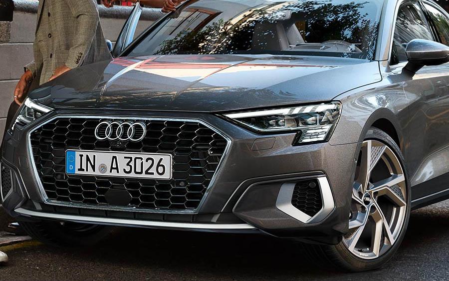 Audi A3 Sedan 2021 chega mais sofisticado