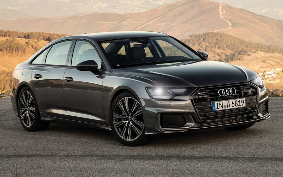 Novo A6 Sedan, mais uma novidade da Audi que chega no Brasil