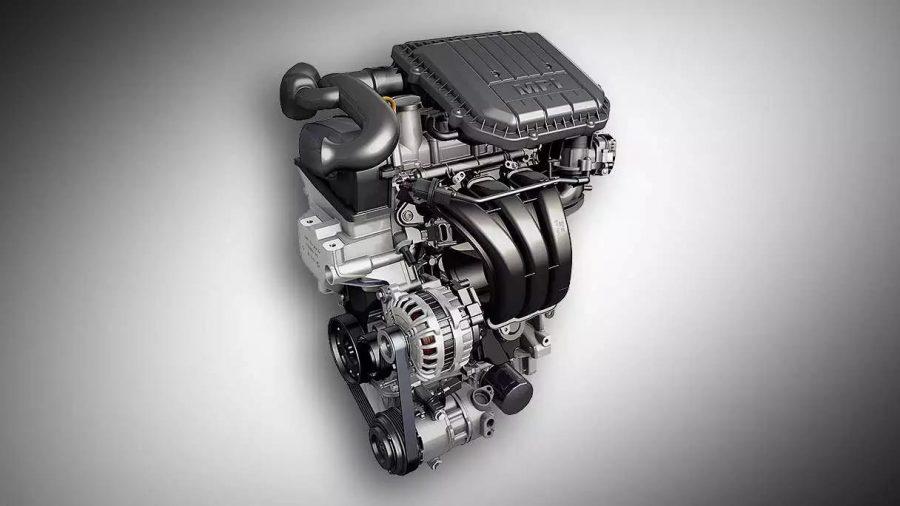 Equipado com o motor 1.0l de três cilindros Total Flex que proporciona um desempenho surpreendente com economia de combustível e eficiência energética para um modelo dessa cilindrada.