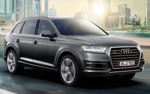 Audi Q7 é um SUV fantástico da marca alemã
