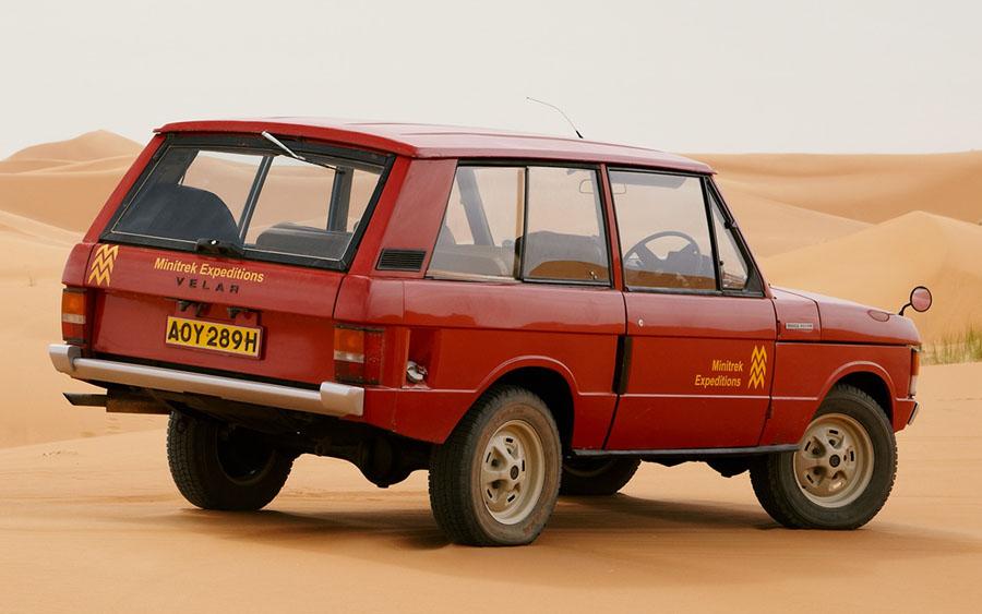 Land Rover faz vídeo comemorativo aos 50 anos da Range Rover