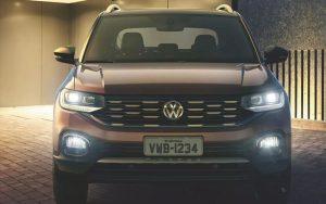 Volkswagen T-Cross surpreendeu muita gente