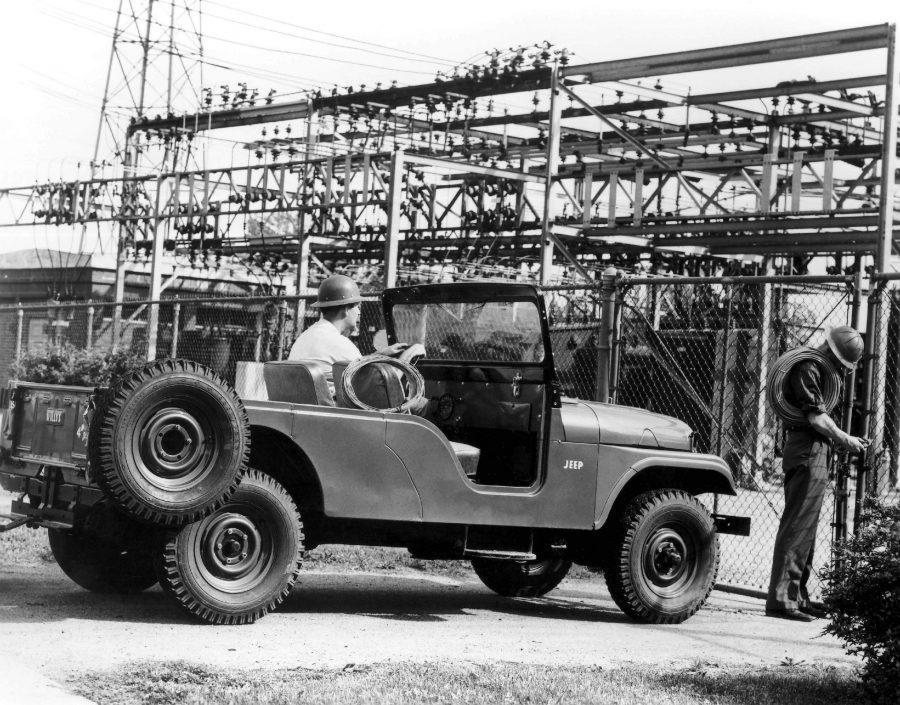 Jeep CJ-6 1959