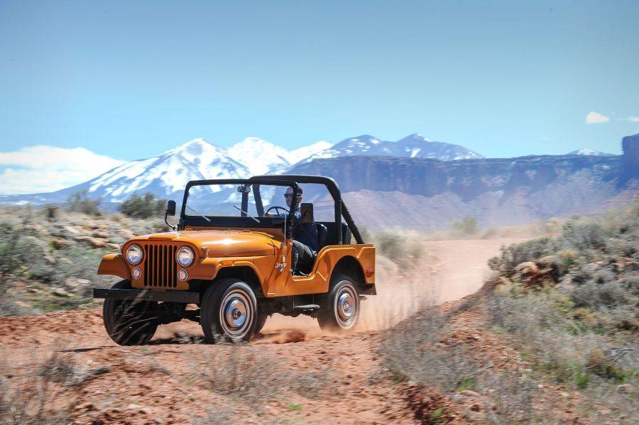Jeep CJ-5 1973