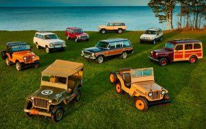 Primeiro Jeep civil, CJ-2A completa 75 anos