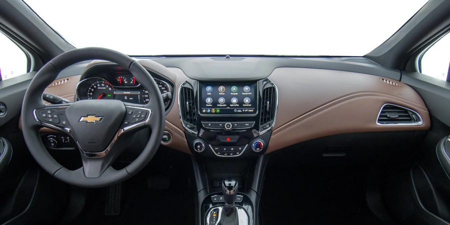 Chevrolet Cruze Sport6 2020