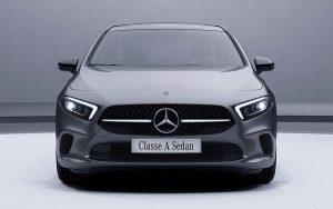 Mercedes-Benz Classe A Sedan é o modelo de entrada da marca alemã