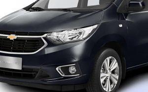Spin, o carro família de 7 lugares da Chevrolet