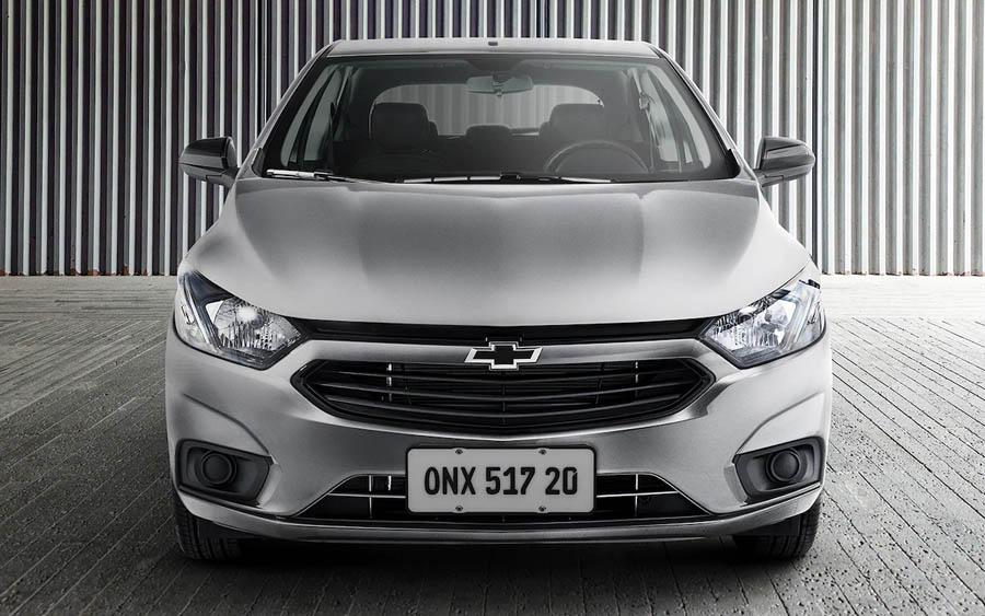 Novo Chevrolet Joy promete desempenho e economia