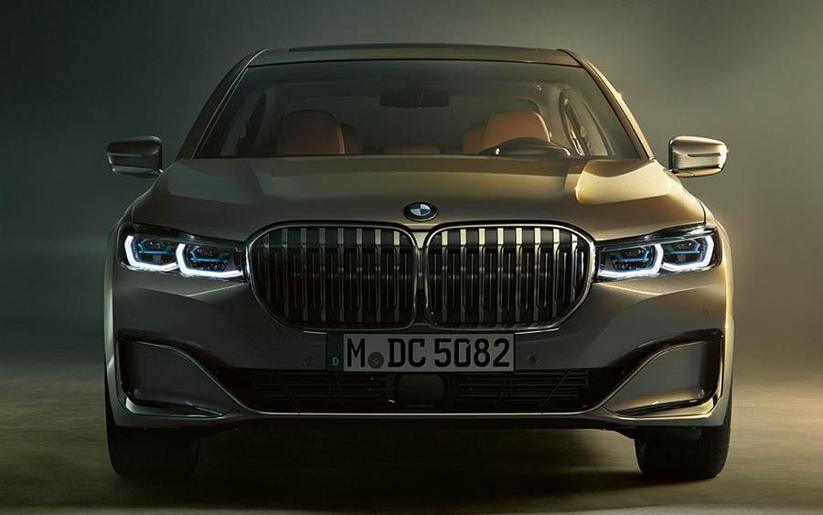 BMW Série 7 o luxuoso sedan que muita gente gostaria de ter