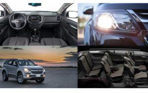 Detalhes do novo Chevrolet Trailblazer 2020