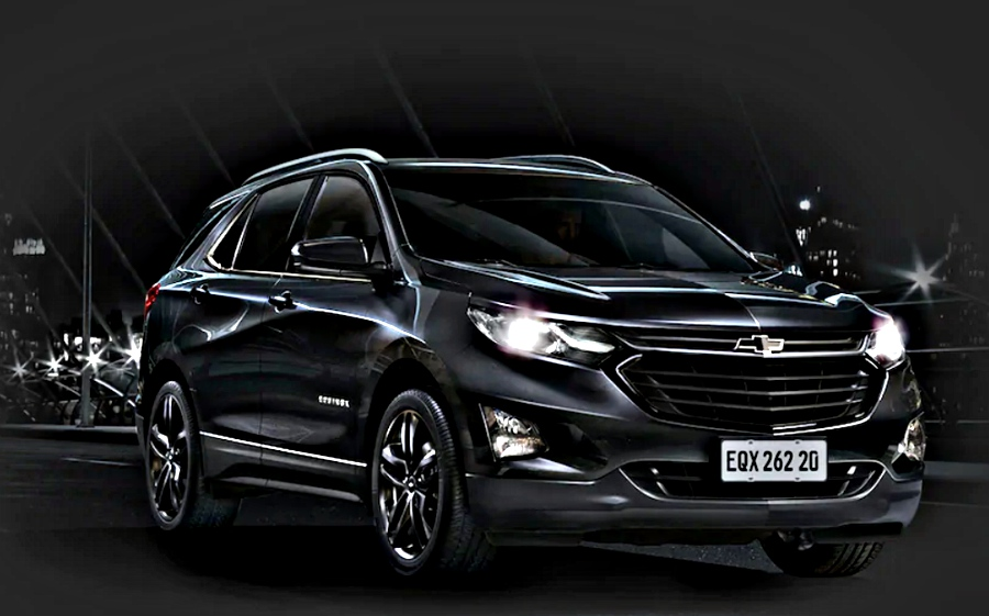 Conheça o novo SUV da Chevrolet, o Equinox 2020