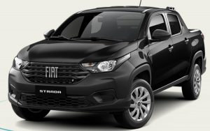 Nova Fiat Strada 2021 chega em nova geração linda