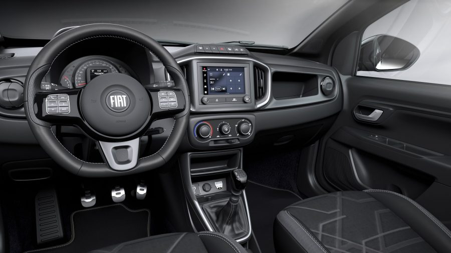Nova Fiat Strada 2021