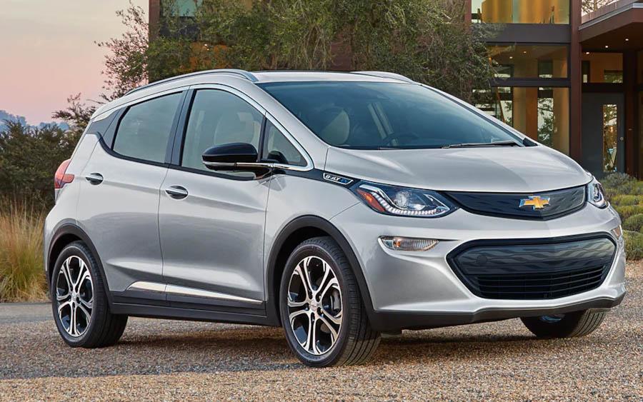 Chevrolet Bolt EV é um carro elétrico que você deve conhecer